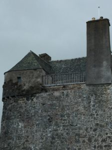 Tower at Neidpath Castle