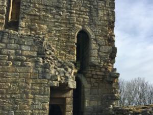 Warkworth Castle Montagu Tower