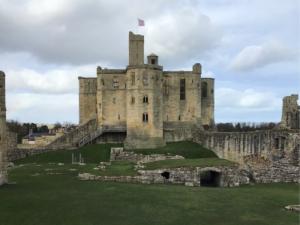 Warkworth Castle Great Tower