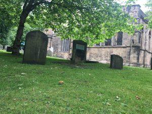 Churchyard of St Andrew's Church