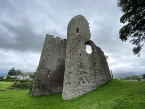 Ruins of a Tower in the South-East Corner