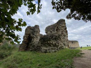 West Tower at Flint Castle