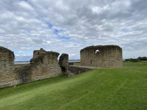 South Tower at Flint Castle