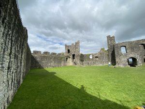 Inner Ward of Dinefwr Castle