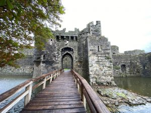 South Gatehouse at Beaumaris Castle
