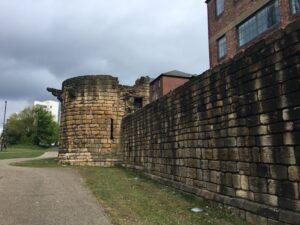 Newcastle-upon-Tyne Town Walls